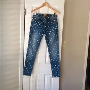 NWOT ANTHRO DAISY JEANS